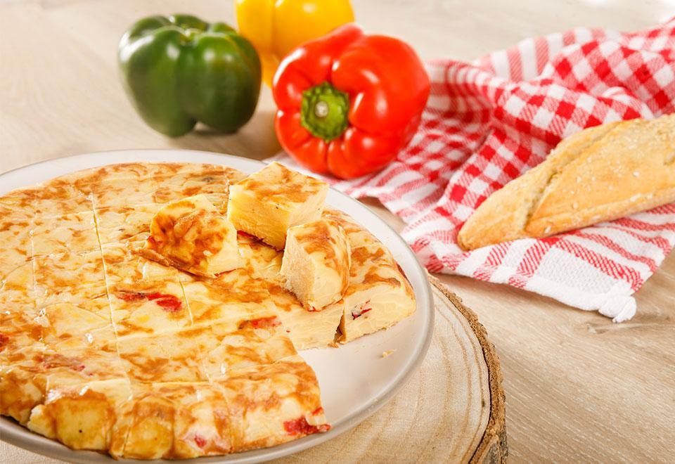 Tortillas pasteurizadas sabores