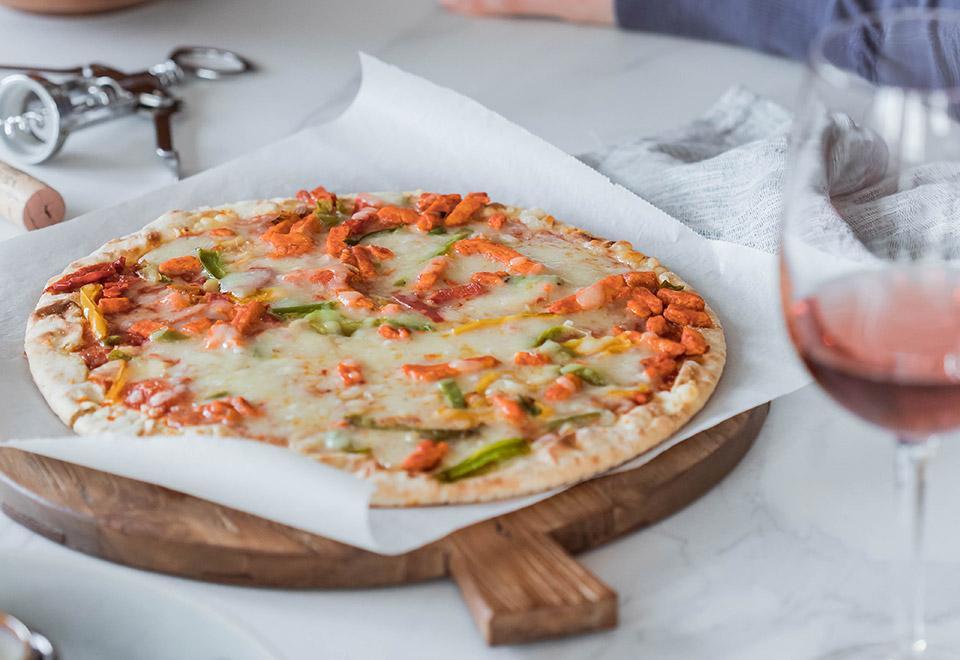 Mini Micro Pizza