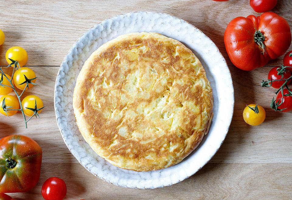 Tortillas al plato ecológicas