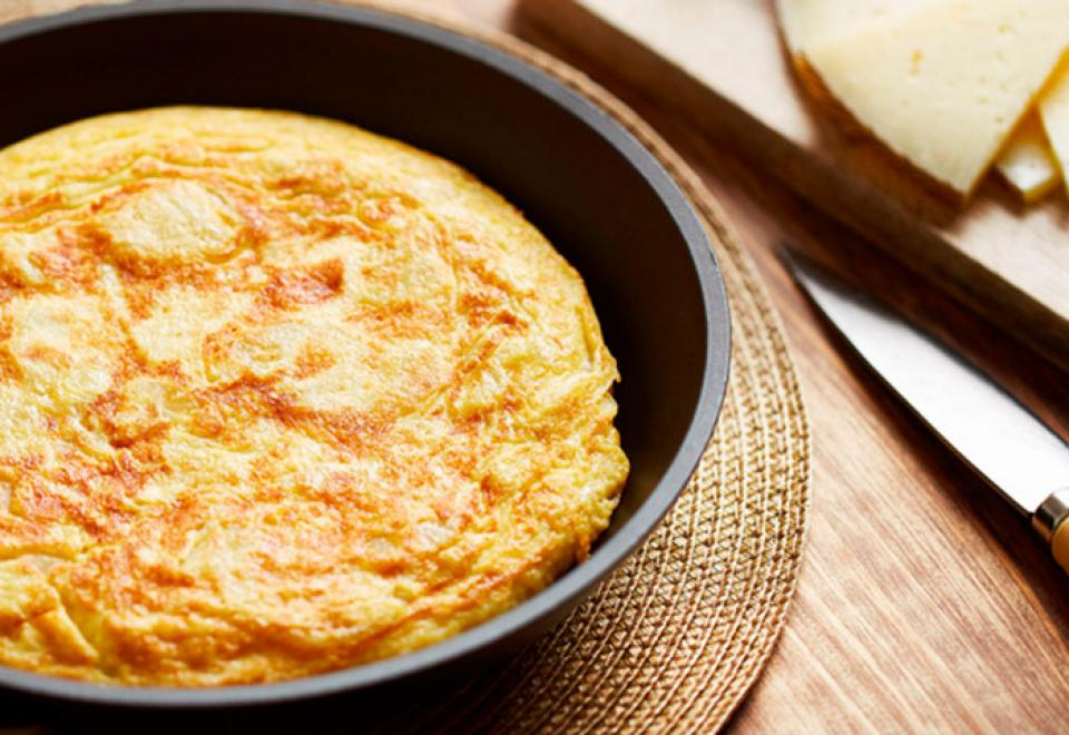 Pasteurized Filled Spanish Omelettes