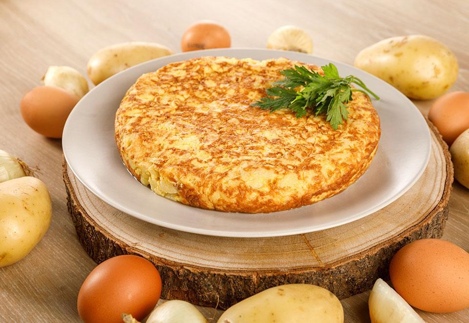 Tortillas envase flexible tradicionales