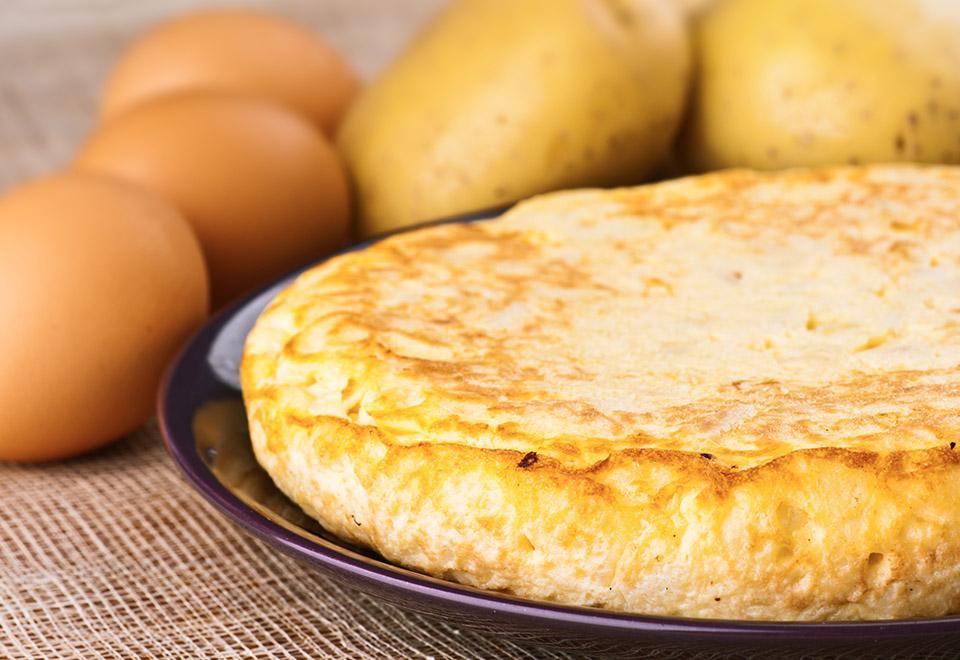 """Exquise"" Range Spanish Omelettes"
