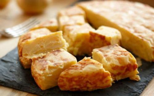 Tortillas frescas refrigeradas