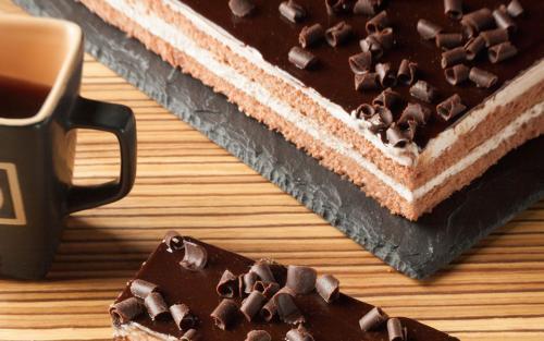 Plancha trufa / chocolate