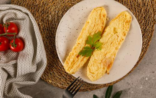 Low Sodium Omelettes