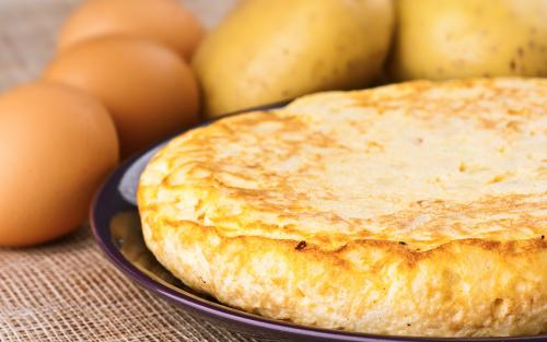 """Exquise"" Range Spanish Omelettes"