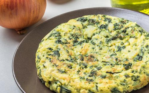 Pasteurized Chilled Spanish Omelettes